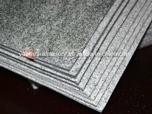 Environmentally Safe Expanded Graphite Ceramic Fiber Paper