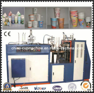 CE Standard Double Sides PE Paper Cup Forming Machine