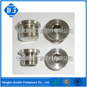 Hexagon Socket Screw Plugs Threaded Plugs Zinc-Plated pictures & photos