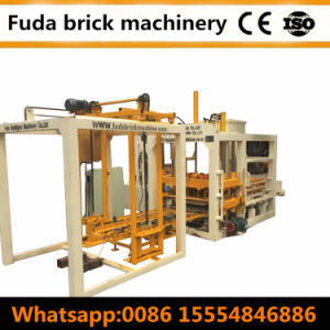 Cheap Qt4-18 Automatic Paver Interlocking Brick Block Machine Price pictures & photos