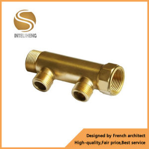 Floor Heating Brass Manifold Water Manifold pictures & photos