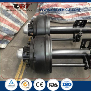 Obt American Type Trailer Truck Axles with Wholesale Price pictures & photos