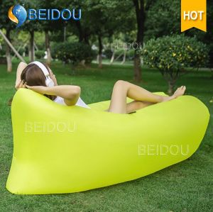 Inflatable Camping Lounge Sleeping Beach Air Bed Inflatable Sofa Bed