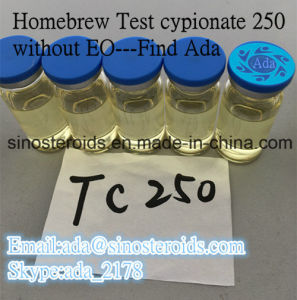Test Cyp Anabolic Steroids Powder Testosterone Cypionate for Muscle Growth pictures & photos