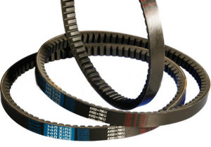 Rubber Cogged V Belt &Rubber Poly V Belt pictures & photos