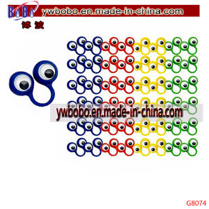 Clothing Accessory Funny Toys Googly Eye DIY Toys Christmas Ornament (8075) pictures & photos