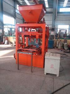 Qtj4-26 Automatic Hollow Block Machine Concrete Paver Brick Making Machine pictures & photos