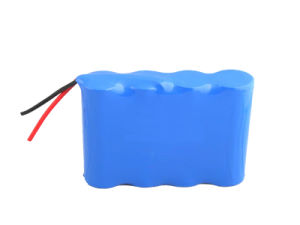 18650 14.8V 3400mAh Li-ion Battery for Scooter pictures & photos