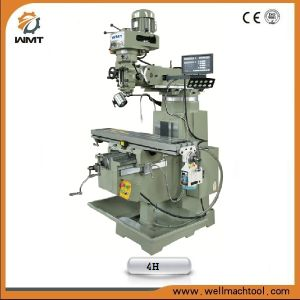 Economical Vertical Milling Machine with Ce Approved 4H pictures & photos