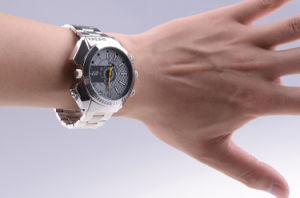 Mini Camera Watch Wrist Waterproof 1080P Video Record pictures & photos