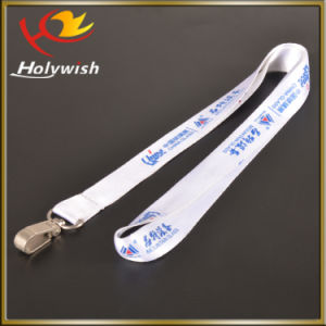 Custom Printed Dye Sublimation Lanyard for Cell Mobile Phone pictures & photos