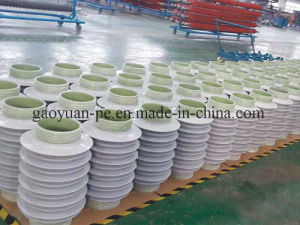 High Quality Htv Silicone Rubber Material 80 Shore a for Making Electric Composite Insulator Cable Accessories Bushings Arresters pictures & photos