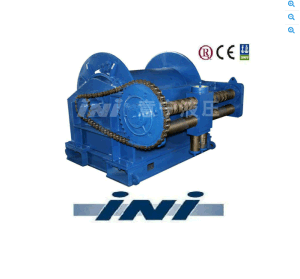 Ini Level Wind Spooler Spooling Gear Hydraulic Offshore Winch pictures & photos