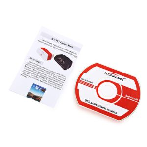 Konnwei Kw903 Bluetooth 4.0 OBD2 Car Diagnostic Tool pictures & photos
