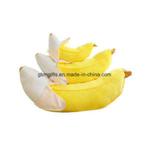 Stuffed Plush Toy Fruit Banana pictures & photos
