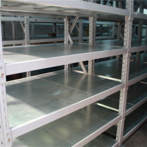High Quatily 4 Levels Steel Shelf for Warehouses pictures & photos