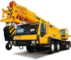 XCMG Hot Sale Qy50ka 50ton Mobile Lifting Equipment Truck Crane pictures & photos