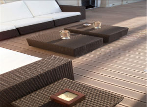 146X30 Waterproof China Laminate WPC Composite Decking pictures & photos