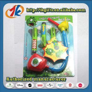 2017 Hot Sale Air Pump EVA Foot Pump Rocket Launcher Toy pictures & photos