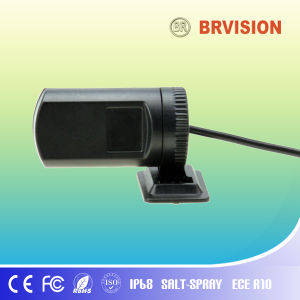 Wind Flush Mount Front CCD Camera for All Vehicles pictures & photos
