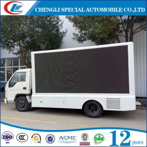 Good Use 4*2 LED Advertising Screen Truck for Sale pictures & photos