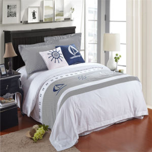 Durable Inexpensive Percale for Hotel Apartment pictures & photos