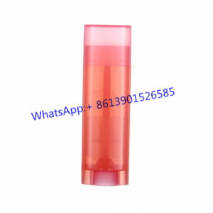 Cute Plastic Lip Gloss Tube pictures & photos