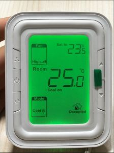 Best Honeywell Digital Heat Cool Thermostat Models- (Halo T6861) pictures & photos