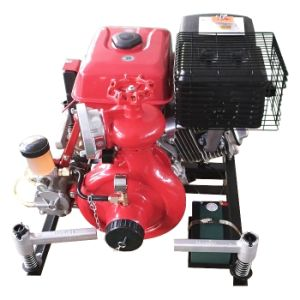 Huaqiu 13HP Fire Pump with Lifan Engine pictures & photos