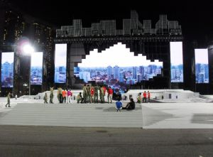 Ckgled P3.91mm / P4.81mm / 6.25mm Gaint LED Display for Stage pictures & photos