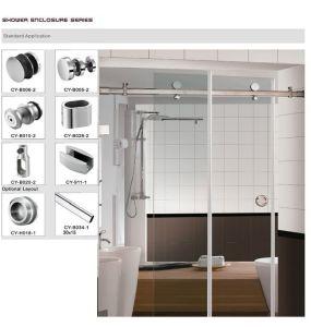 Sliding Shower Door system Shower Door Sliding Kits pictures & photos
