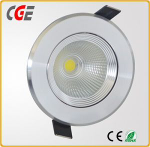 5W 7W 9W COB LED Downlight with 3 Years Warranty pictures & photos