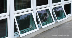 Top Ranking System Double Glass Aluminium Windows pictures & photos