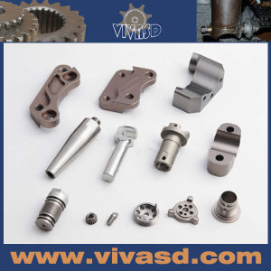 OEM Brass Precision CNC Machined Parts pictures & photos
