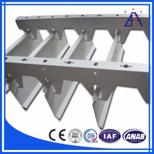 High Quality Aluminum/Alunminium Construction Extrusion Profile pictures & photos