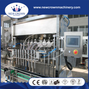 Automatic Edible Oil Filling Machine Pistion Filling Machine pictures & photos