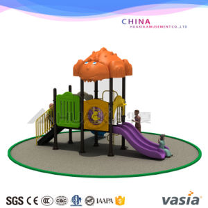 Safety Playground From China Kids Plastic Toy Outdoor Playground pictures & photos