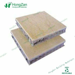 Marble Honeycomb Panels with Hongzan Design and Polished Surface pictures & photos