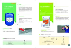 Aquaflex Ks-901b Acrylic Polymer Cementitious Waterproof Latex pictures & photos