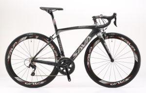 Modern Carbon Fiber Road Bike Frame