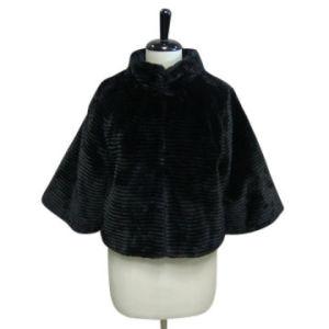 Women′s Fashion Fur Coat Ffm0232, Clothing pictures & photos