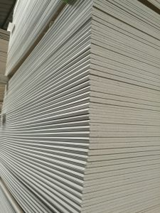 Top Quality Korea Standard Gypsum Board/900*1800*9.5mm Size pictures & photos