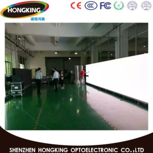 Slim Die-Casting P4 Rental Indoor/Outdoor Full Color LED Display Panel pictures & photos