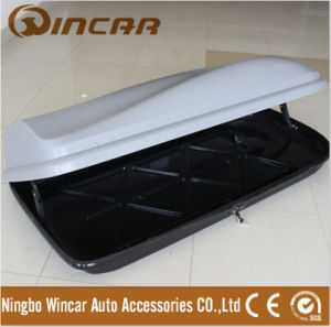 Win07 ABS Single Side 370L Car Roof Box From Ningbo Wincar