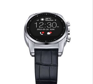 New Sport Bluetooth Smart Watch Luxury Wristwatch A8 Smartwatch with Dial SMS Remind Smart Wrist Watch pictures & photos