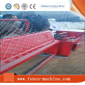 Manual Chain Link Fence Machine pictures & photos