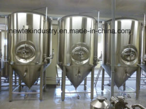 Stainless Steel Cylindrical-Conical Fermenter Tanks pictures & photos