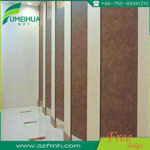 Washroom Colorful Color Compact Panel Cubicle Partition pictures & photos