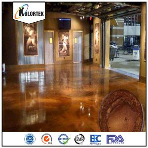Metallic Pearlescent Pigment for Flooring pictures & photos