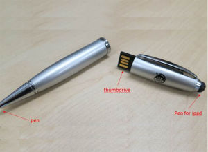 Customized USB Flash Drive 128m-64GB Business Gift USB pictures & photos